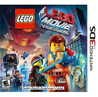 The Lego Movie Video Game Nintendo 3ds Standard Edition