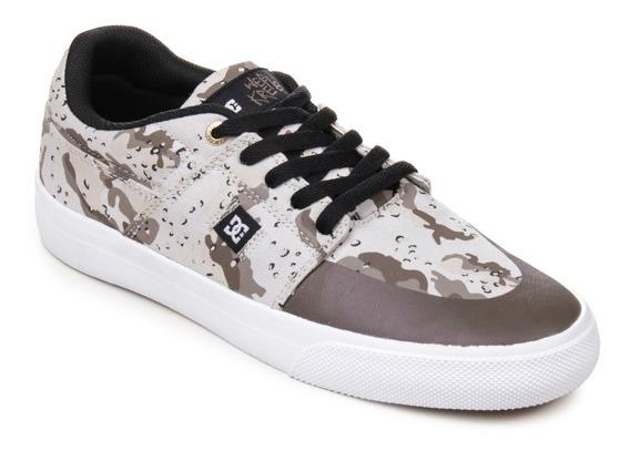 Zapatillas Dc Shoes Wes Kremer Tx Sp Urbana Hombre Importada