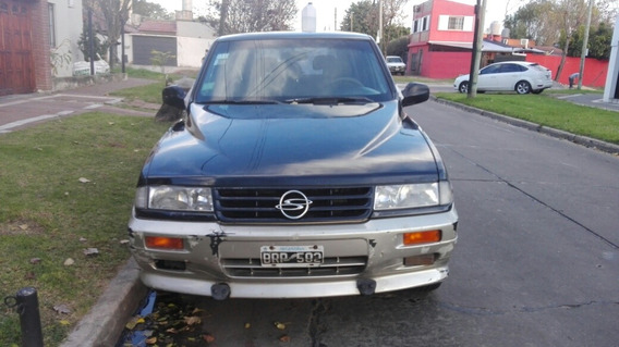 Ssangyong Musso 602 4x4