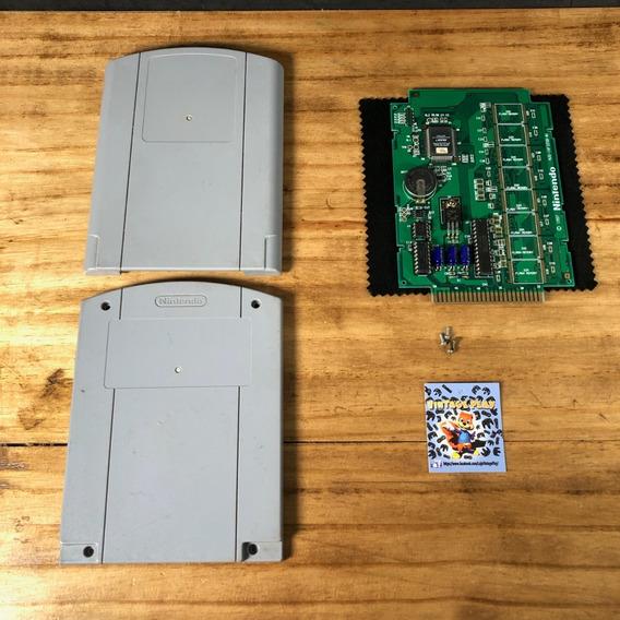 Cartucho Protótipo Nintendo 64!! Ultra Raro!!
