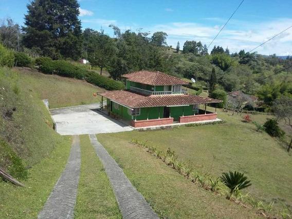 Casa Finca En Rionegro 3200 Mts 520 Millones