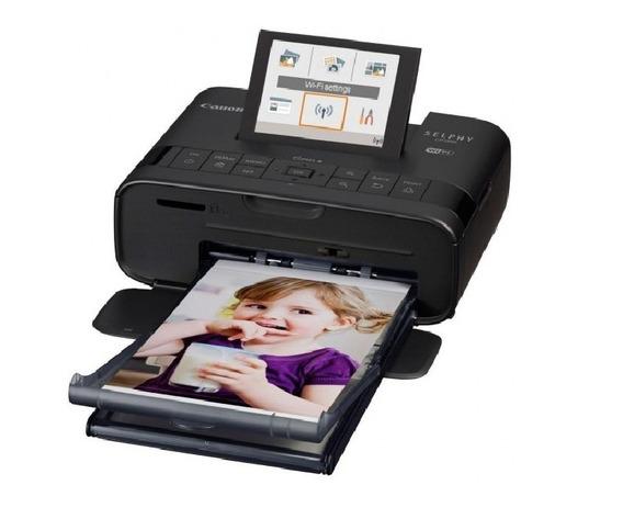 Impressora Fotográfica Canon Selphy Cp1300 Wifi Instantânea