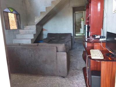 Casa Com 4 Quartos Para Comprar No Palmeiras (parque Durval De Barros) Em Ibirité/mg - 8042
