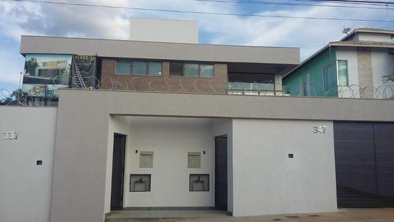 Casa Geminada Com 3 Quartos Para Comprar No Andyara Em Pedro Leopoldo/mg - 5175