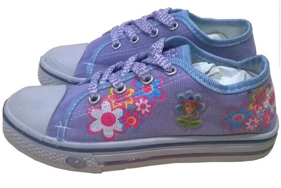 Zapatos Deportivos Kiuty Morado Tipo Convers S10