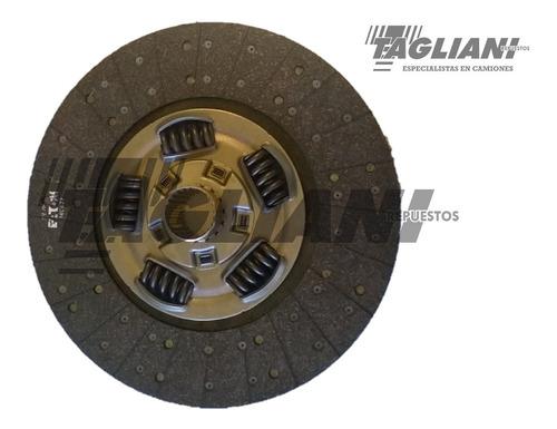 Imagen 1 de 3 de Disco Embragues 395mm 24 Estrias Volvo Eaton