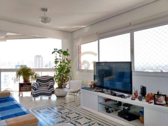 Cobertura Em Pinheiros Para Alugar Com 2 Suítes E 3 Vagas, 187 M² Por R$ 10.500/mês - São Paulo/sp - Co0578