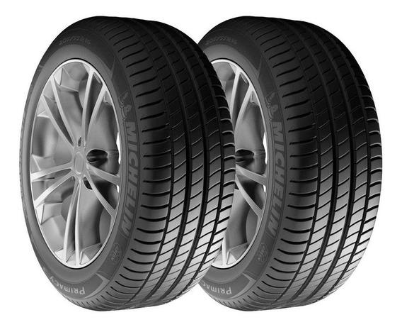 Paquete 2 Llantas 195/65 R15 Michelin Primacy 3 91h Msi