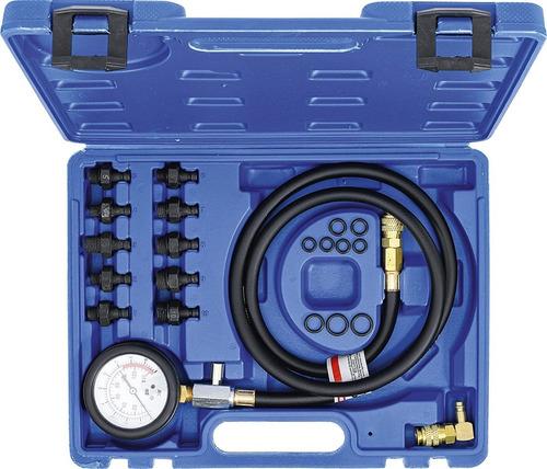 Imagen 1 de 7 de Bgs 8007 Kit De Prueba Para Presión De Aceite En Motor 12pza