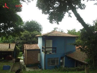 Chácara Com 2 Dormitórios À Venda, 1650 M² Por R$ 580.000 - Morro Grande - Caieiras/sp - Ch0043