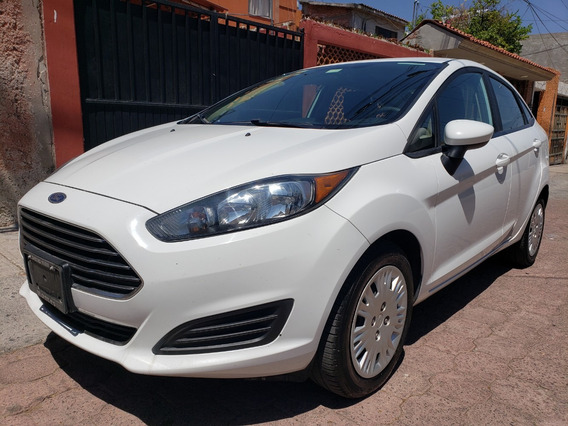 Ford Fiesta 1.6 Se Sedan Mt 2015