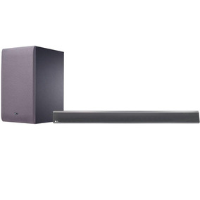 Caixa De Som Lg Sj5 Soundbar 320w Usb Hdmi Bluetooth