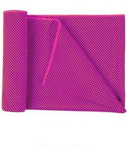 Toalla Microfibra Gym Natación Yoga 30x 90 Cm Secado Rápido