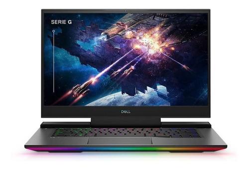 Laptop Dell G7 I7 Décima 16gb 512gb Ssd 1tb Hd Win 10 6gb Vd