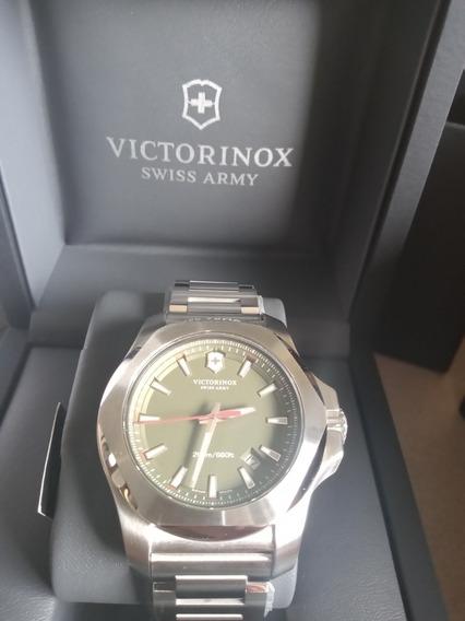 Relógio Suiço Victorinox 241725.1 I.n.o.x Original