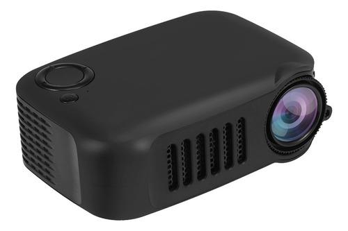 Imagen 1 de 6 de Mini Proyector Portátil Compatible Con 1080p Lcd 50,000 Hora