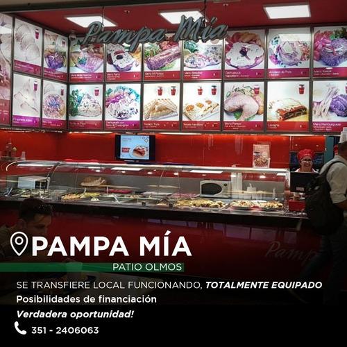 Local Gastronomico En Patio Olmos - Verdadera Oportunidad!!