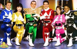 Power Rangers Primeira Temporada Completa