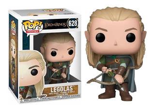 Funko Pop #628 - Legolas - Lord Of The Rings - 100% Original