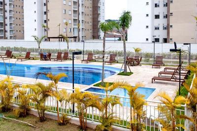 Apartamento Com 2 Dormitórios À Venda, 56 M² Por R$ 310.000 - Vila Ema - São Paulo/sp - Ap0023