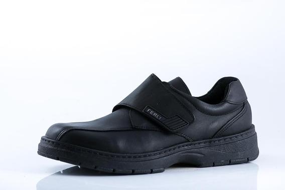 Zapato Colegial Totti Negro 34 Al 39
