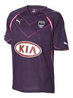 Camiseta Football Girondins De Bordeaux Marca Puma