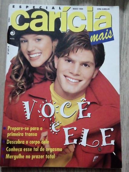 Revista Carícia Nº247-a Maio 1994