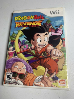 Dragon Ball Revenge Of King Piccolo Wii Oferta