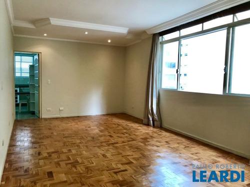 Imagem 1 de 15 de Apartamento - Jardim América  - Sp - 643135
