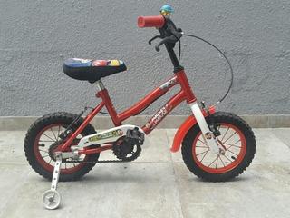 Bicicleta Rodado 12 Y 1/5 Impecable! Sólo 6 Meses De Uso!