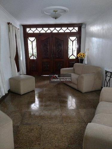 Apartamento Com 2 Dormitórios À Venda, 123 M² Por R$ 562.000,00 - Aparecida - Santos/sp - Ap0821