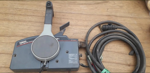 Caja De Control 703 Con Power Trim Yamaha Original