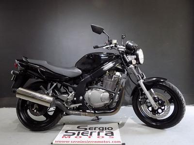 Suzuki Gs500 Negra 2018