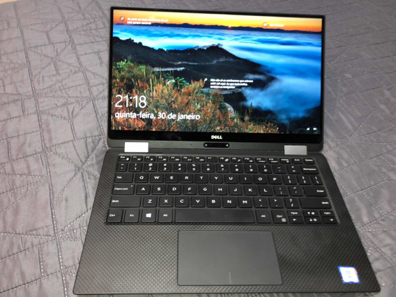 Notebook Dell Xps 13 9365 16gb Ram Ssd Oportunidade