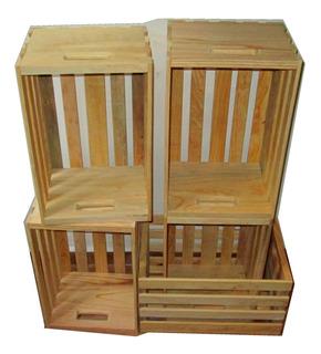 Huacales De Madera Para Mueble