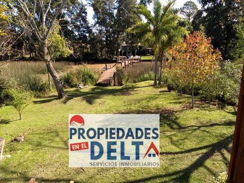 Casa En Venta Delta Del Tigre Caraguatá Altura 700 A Estrenar