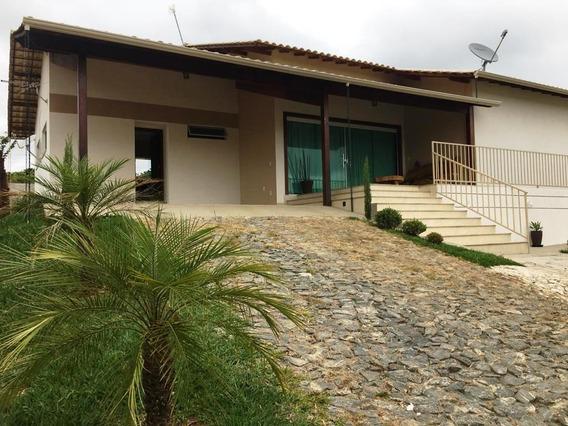 Chácara Maravilhosa, 5 Dormitório, Área Gourmet Completa Em Condomínio Fechado! - 5422