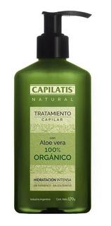 Nuevo Capilatis Tratamiento Capilar Orgánico Con Aloe Vera