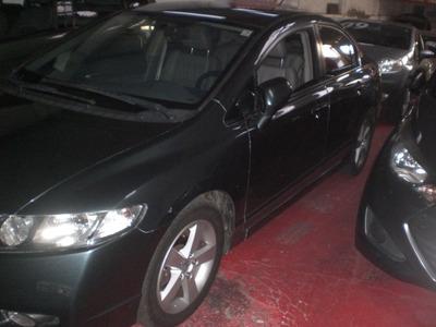 Honda Civic 1.8 Lxs Flex Aut. 4p Blindado 2009/2010
