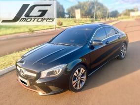 Mercedes-benz Classe Cla 200 First Edition 2014 Preta