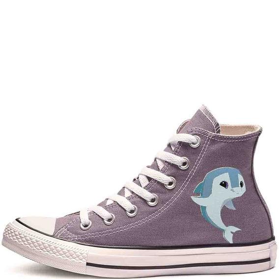 Zapatos Delfin Bonitos Decorados Hermosos Envio Gratis 013