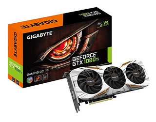 Gigabyte Geforce Gtx 1080 Ti Oc Juego 11gb Tarjetas Gráficas