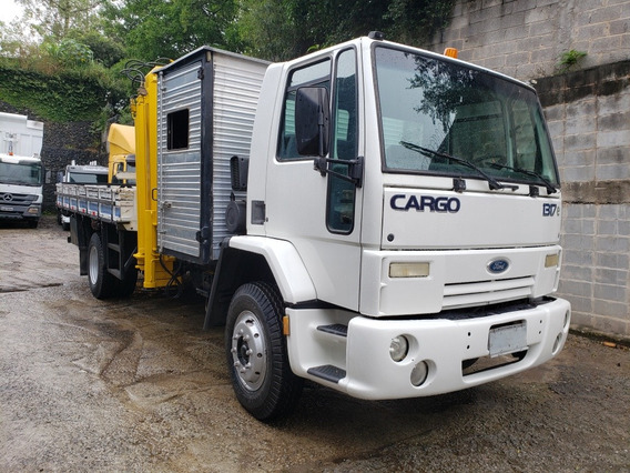Caminhao Toco Munck Muck Cabine Suplementar Cargo 1317 4x2