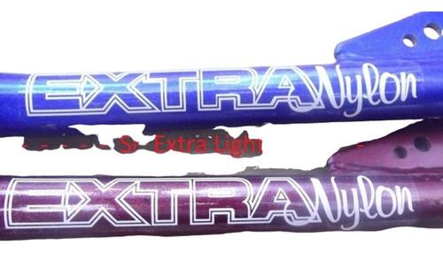Em Silk Adesivos Caloi Cross Extra Nylon 84 Sr. Extra Light