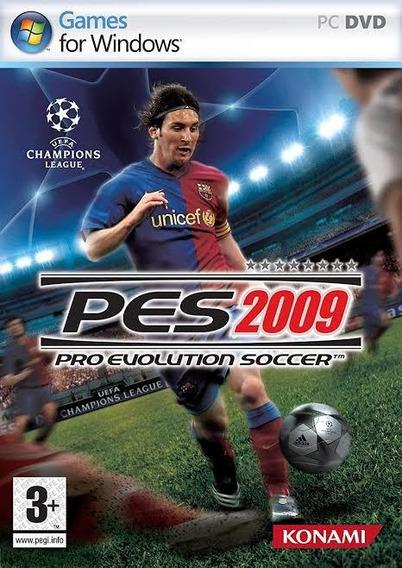 Pes 2009 Pro Evolution Soccer 2009 Pc