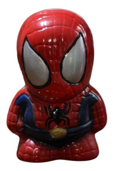 Alcancía Batman Recuerdo Superheroe Niños Superman Spiderman