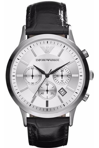 Relógio Luxo Emporio Armani Ar2447 - Envio Imediato