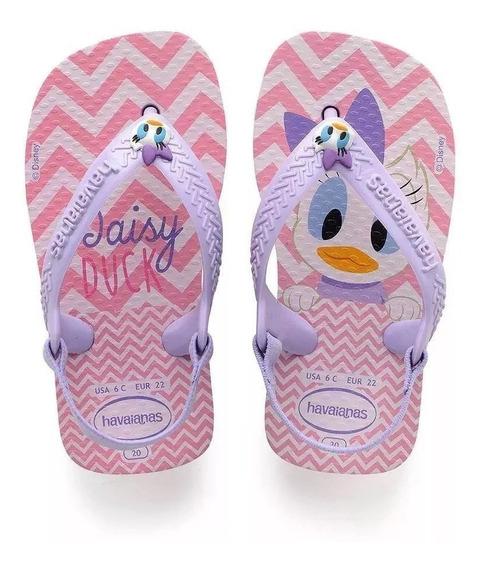Havaianas Baby Disney Classic 2018 - Rosa
