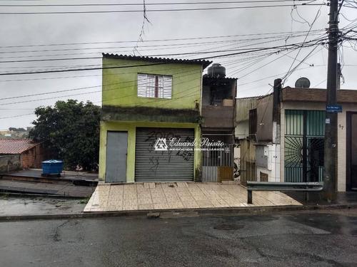 Imagem 1 de 30 de Casa Com 2 Dormitórios À Venda, 120 M² Por R$ 195.000,00 - Jardim Leblon - Guarulhos/sp - Ca0144