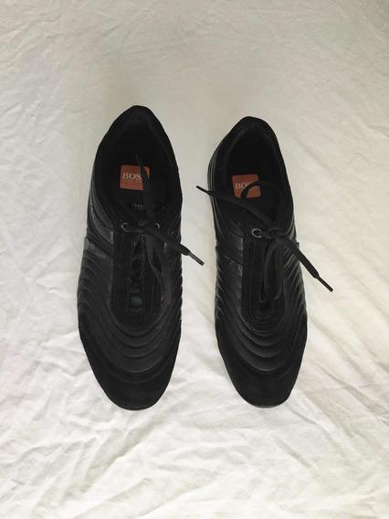 Tenis / Zapatos Hugo Boss Hombre Medida 26 No Guc Ferr Louis